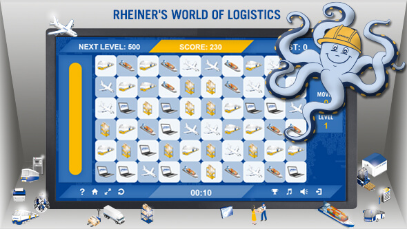 Rheiner's World of Logistics