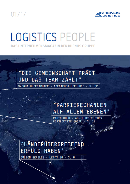 Rhenus Logistics People